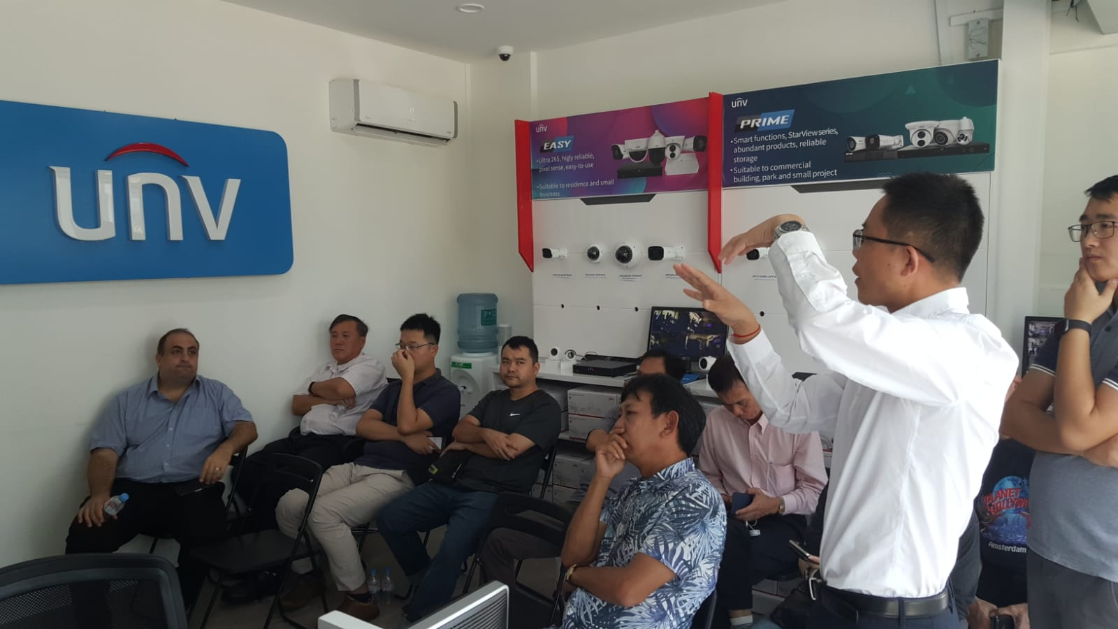 Retech Security Pte Ltd | Uniview Distributor in Singapore